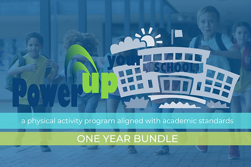 PowerUp Your School: One Year Bundle - Instructor Training + Lessons