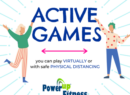 Three active games you can play virtually or with safe social distancing