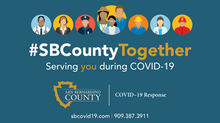 Coronavirus (COVID-19) Resources for San Bernardino County
