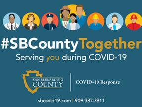 Coronavirus (COVID-19) Resources for San Bernardino County