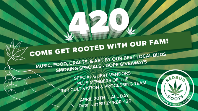 Getting the RBR Fam Together for 420
