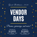 NYE 2020 Vendor Day Promotions