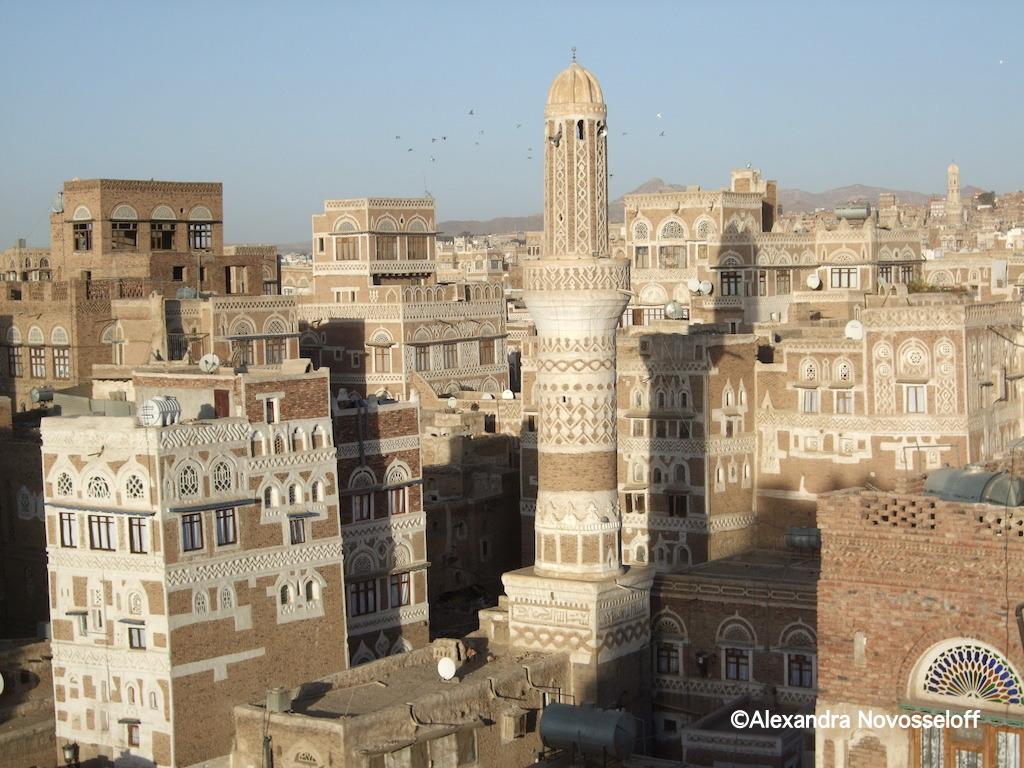 15-Sanaa's Old City