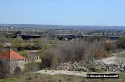 67-AN-Dniestr-Bender-La forteresse et le pont_2015
