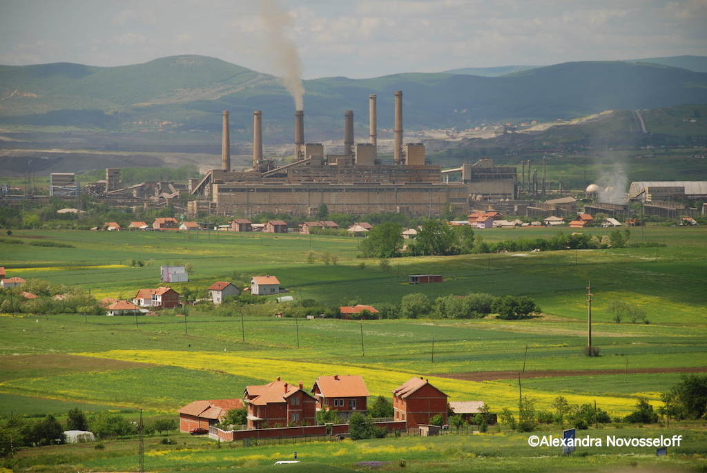 31-Polluted Suburb of Pristina