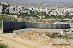 12-A Wall in Palestine_2007