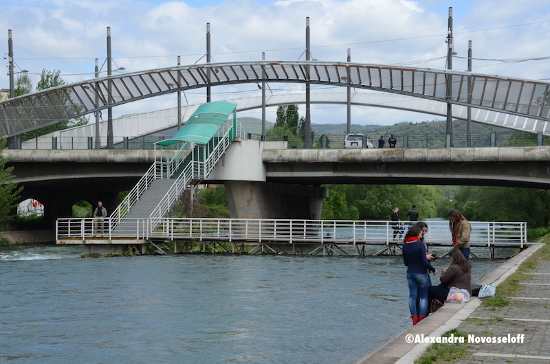 21-AN-Kosovo-Mitrovica-Vue Pont Austerlitz_2014
