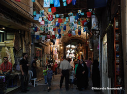 06-Damascus_Another Souq
