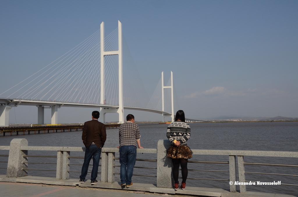 AN-Dandong-Langtou-Nouveau pont_2014