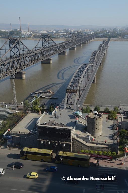 AN-Dandong-Vue sur le Pont_2014