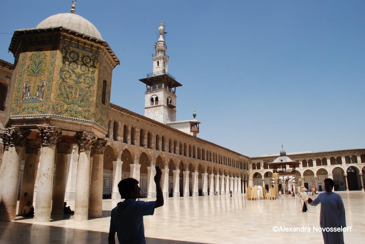 09-Damascus_Umayyad Mosque