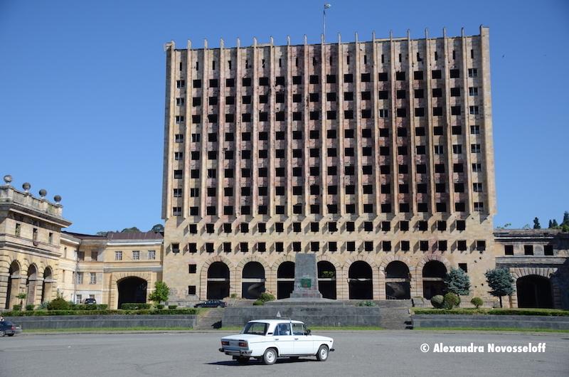 89-AN-Soukhoumi-Abkhazia-Soukhoumi Former Parliament_2013
