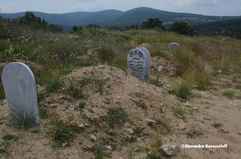 33-AN-Evros-Sidiro-Migrants Cemetary_2015