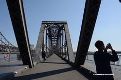 AN-Dandong-Sur le pont_2014
