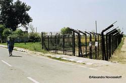 04-Inde-Pakistan_La frontière électrifié