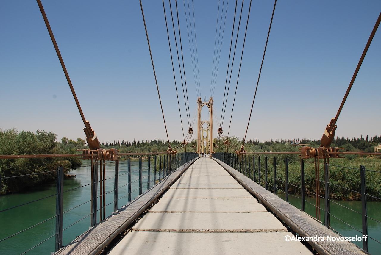 63-Deir Ezzor on the Euphrate