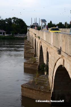 37-AN-Evros-Edirne Bridge Over Evros River_2014