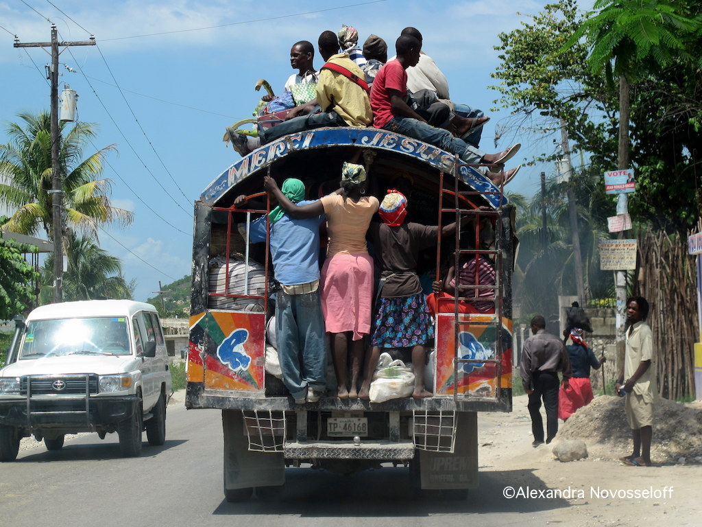 26-Haitian Transportation