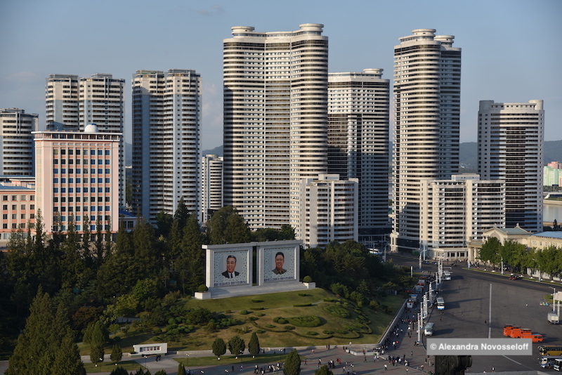 La nouvelle Pyongyang