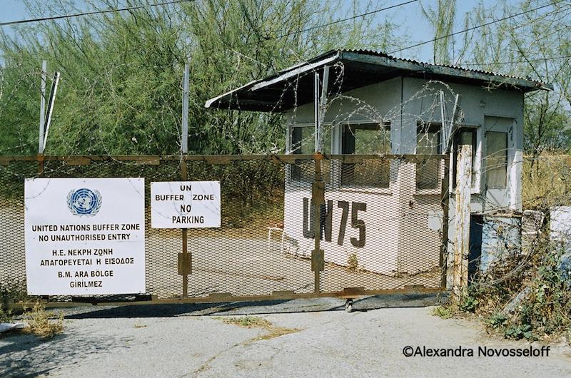 02-Nicosie-Poste d'observation de la Fnu