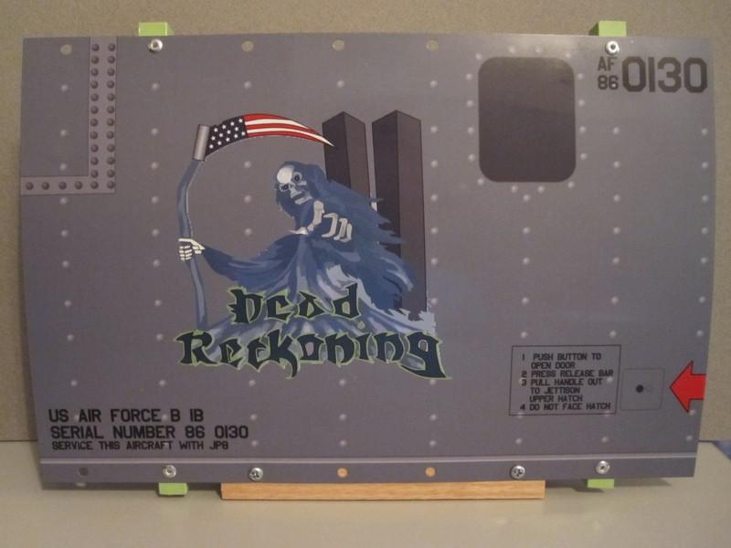 B-1 Dead Reckoning