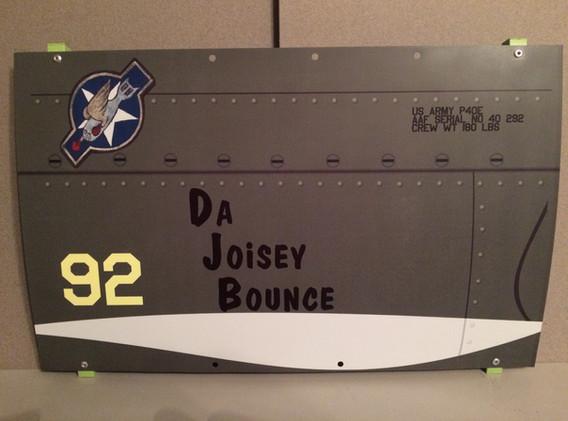 P-40 Joisey Bounce