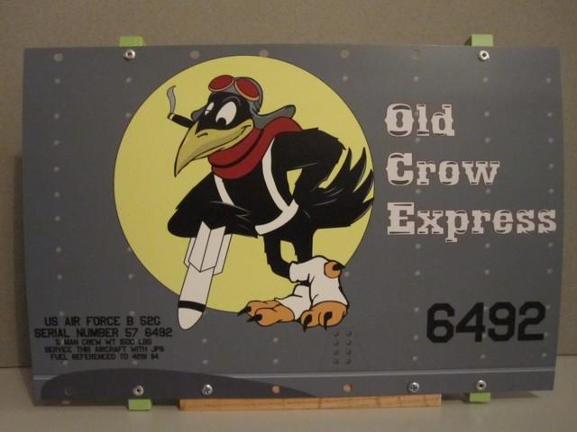B-52 Old Crow Express
