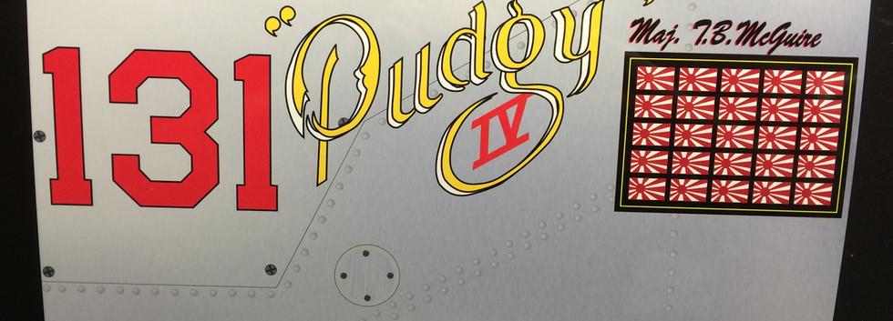 P-38 Pudgy IV
