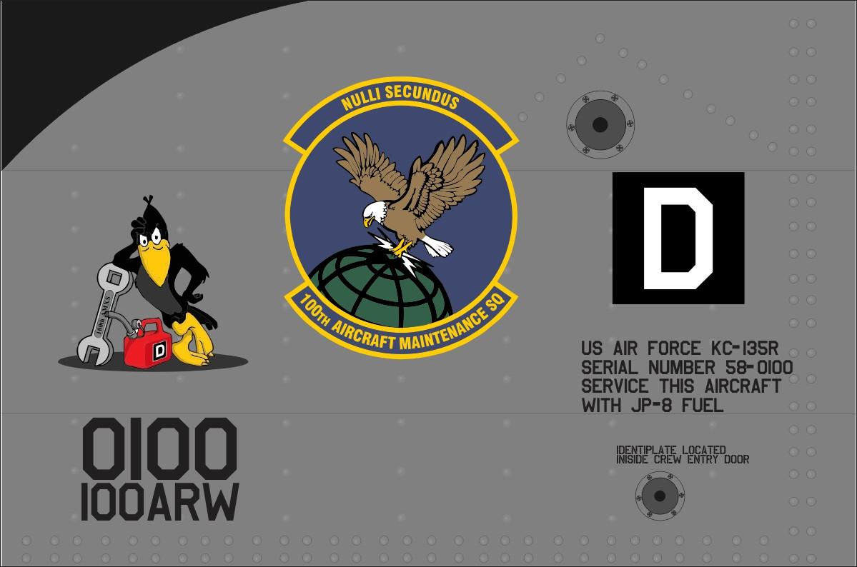 KC-135 100AMXS