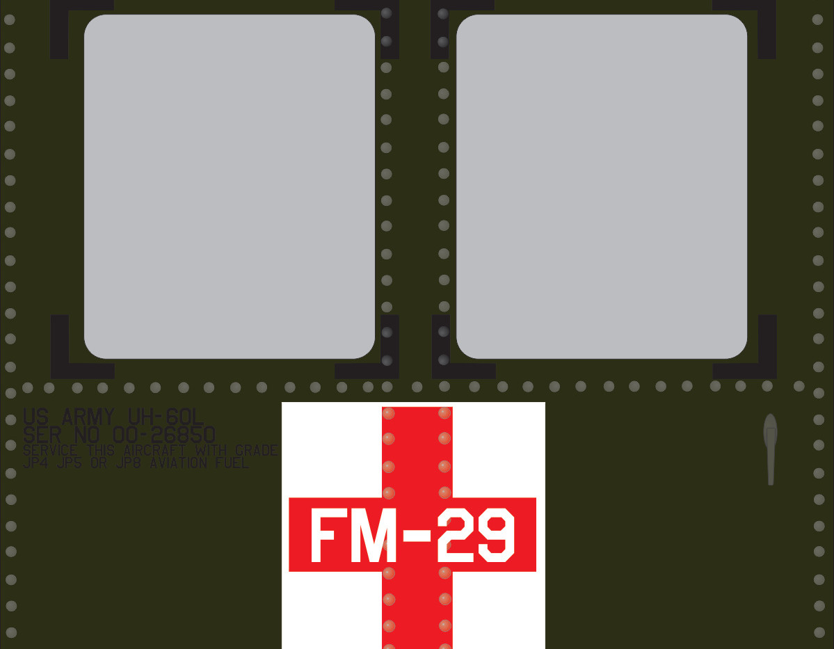 UH-60 Medevac