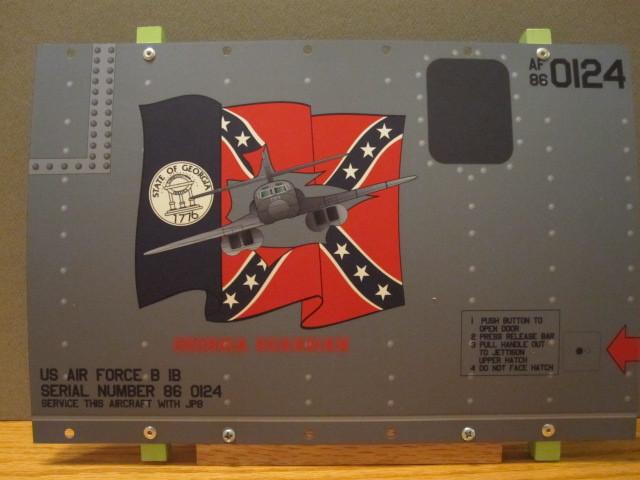 B-1 Georgia Guardian pre-2002