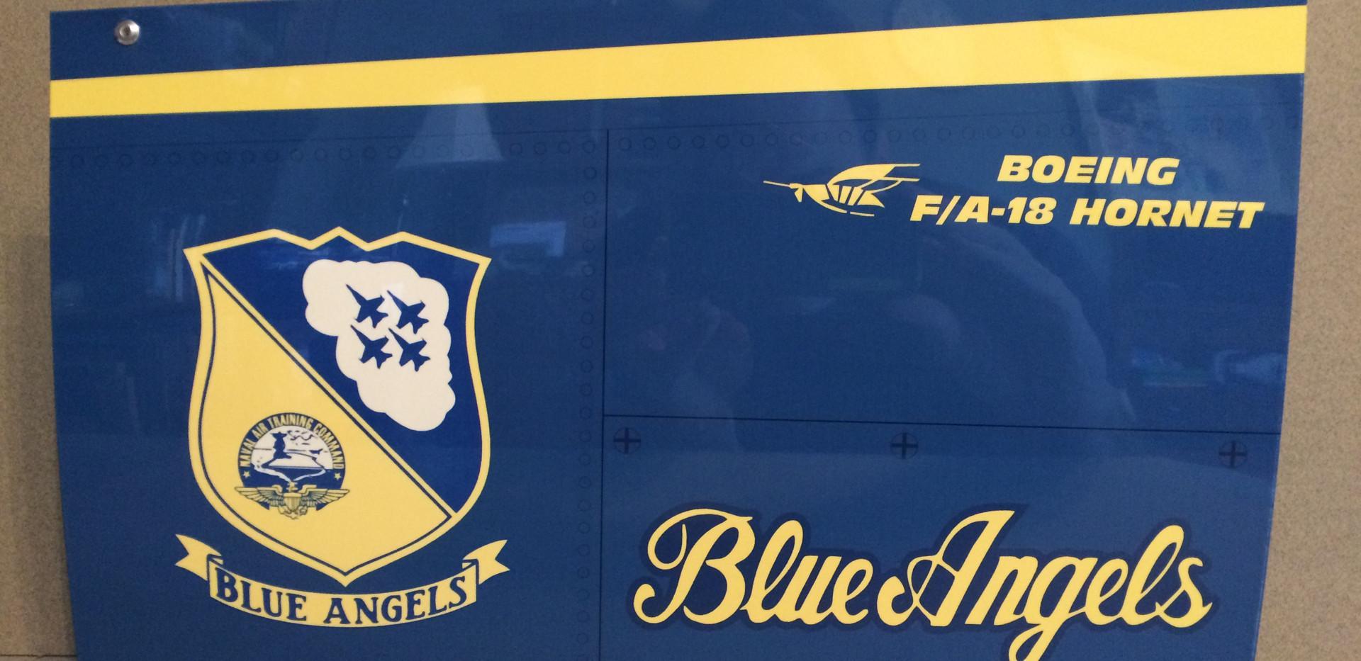 F/A-18 Blue Angels