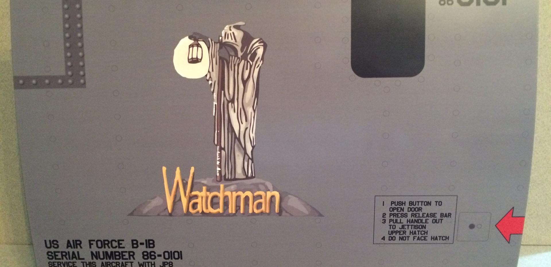 B-1 Watchman