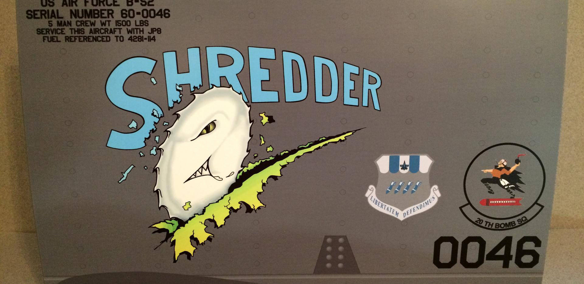 B-52 Shredder