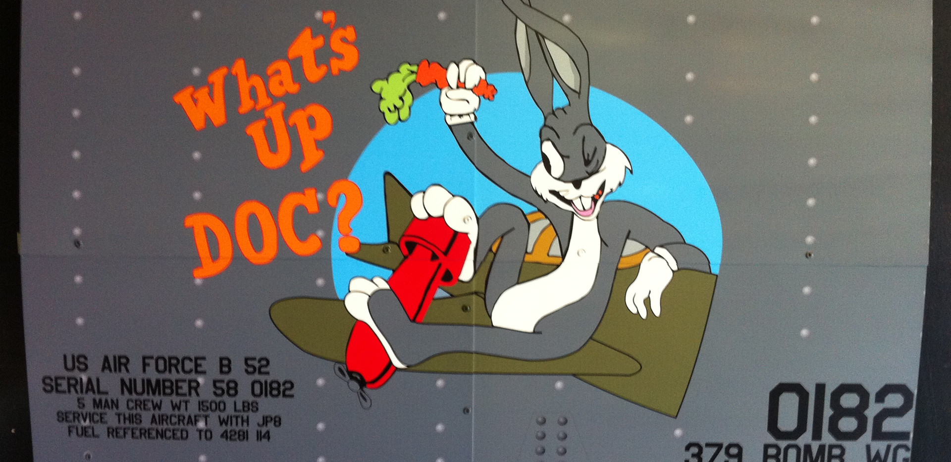 B-52 What's Up Doc?