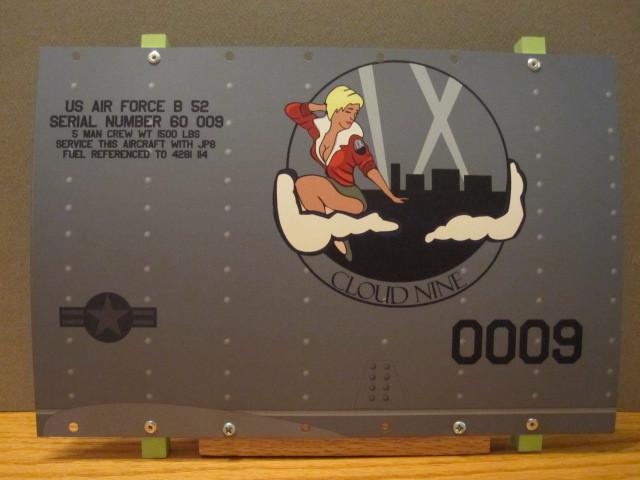 B-52 Cloud Nine