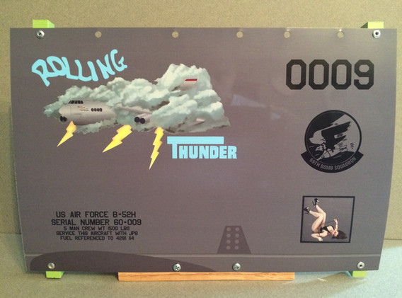B-52 Rolling Thunder