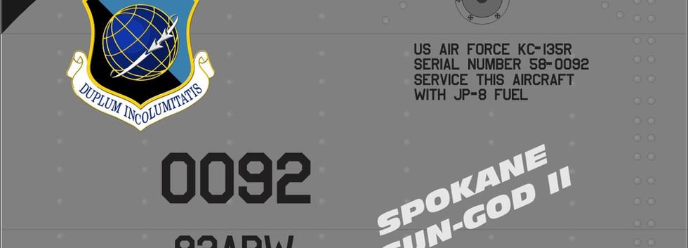 KC-135 92ARW