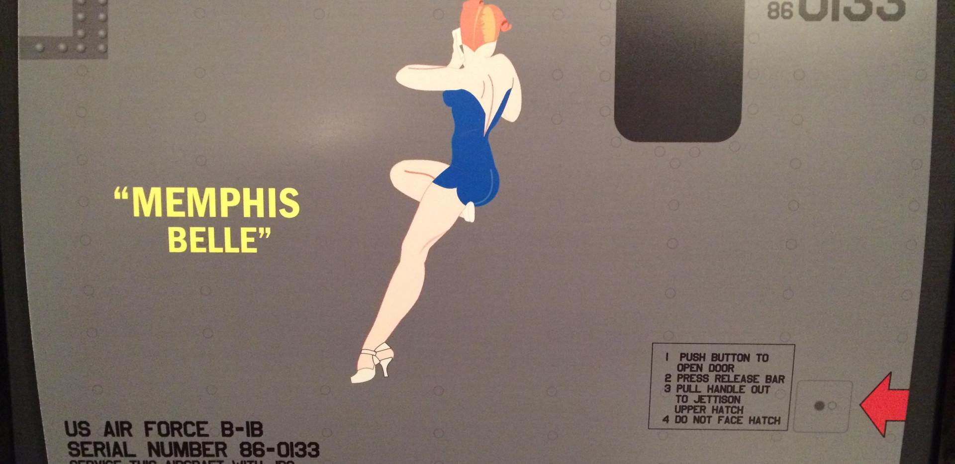 B-1 Memphis Belle
