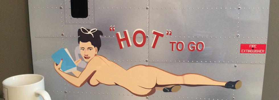B-24 Hot To Go