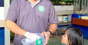 เปิดโครงการรักษ์อาหาร- SOS สาขาภูเก็ต –เพื่อแจกจ่ายอาหารส่วนเกินที่เหลือแบ่งปันช่วยเหลือผู้คนในสังคม