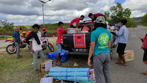 Daily Update: SOS Bali at West Sumba, NTT - Day #2.