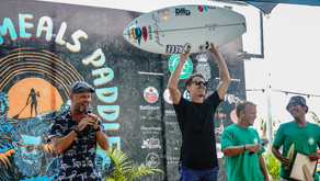 """60+ """"Bali Lovers"""" from across the planet rallied for the first Million Meals Paddle"""