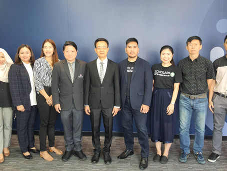 Thai SOS Started Its Partnership with Federation of Thai Industries
