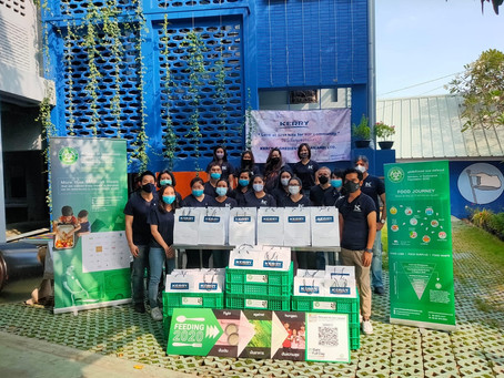 Kerry Ingredients Partnered with Thai SOS to Address Sustenance and Sustainability for Communities.
