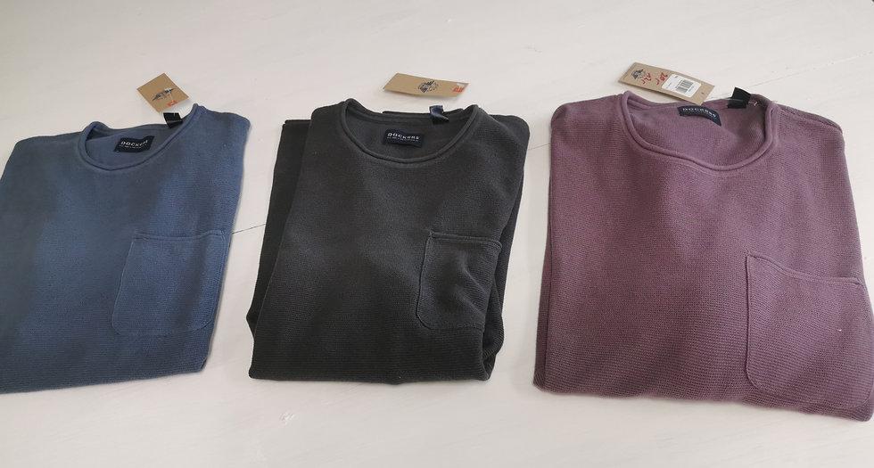 Neuware Dockers Sweatshirts Strickoptik