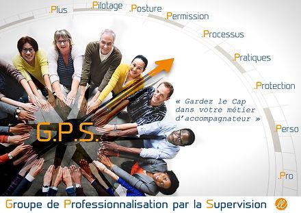 GPS Groupe de Professionnalisation par l