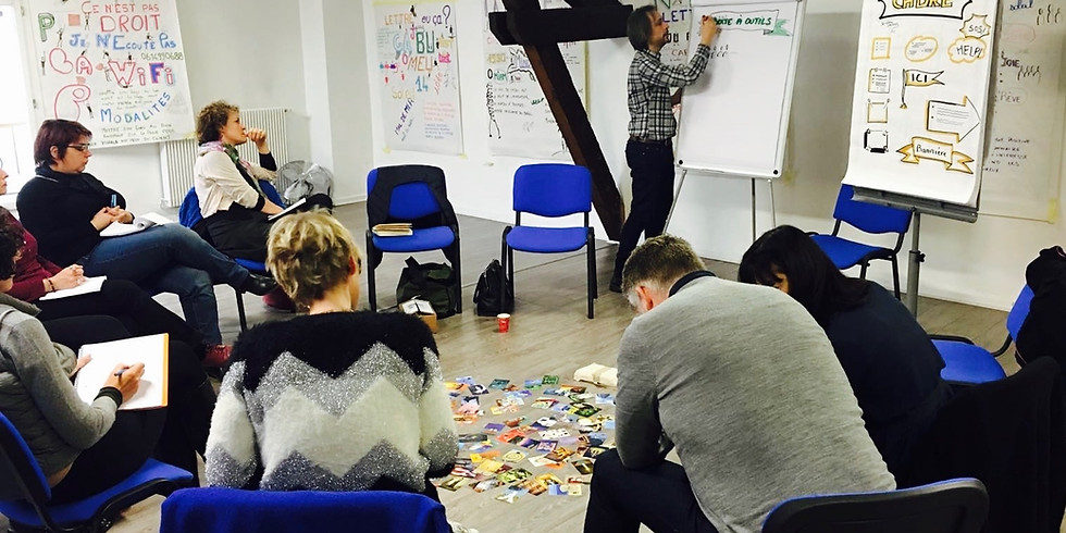 GRAPH'IC : Initiation à la facilitation graphique, dessinons le monde autrement