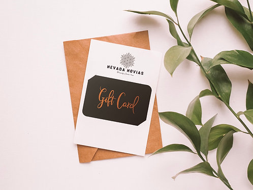 Gift Card Nevada Novias
