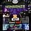 Thumbnail: Gam3 Dork: Eat Sleep Kill Aliens Shirt